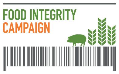 food integrity campaign logo